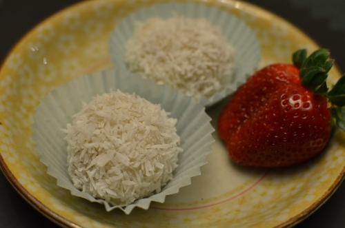 Glutinous rice ball