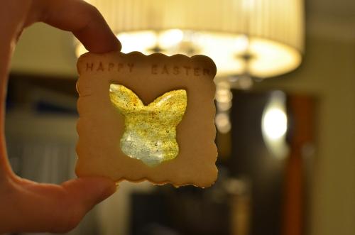 My 2015 Easter cookies